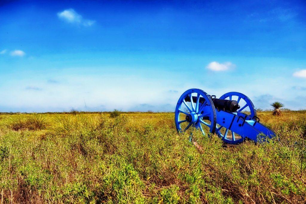 palo alto battlefield, texas, field